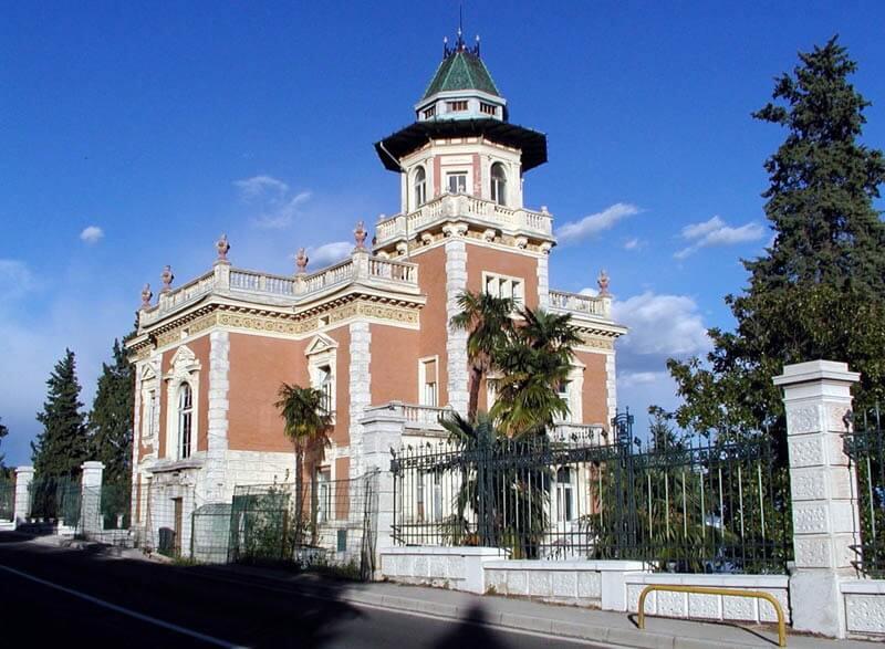 Investmentincroatia, luxury villa, sale, Opatija, 2