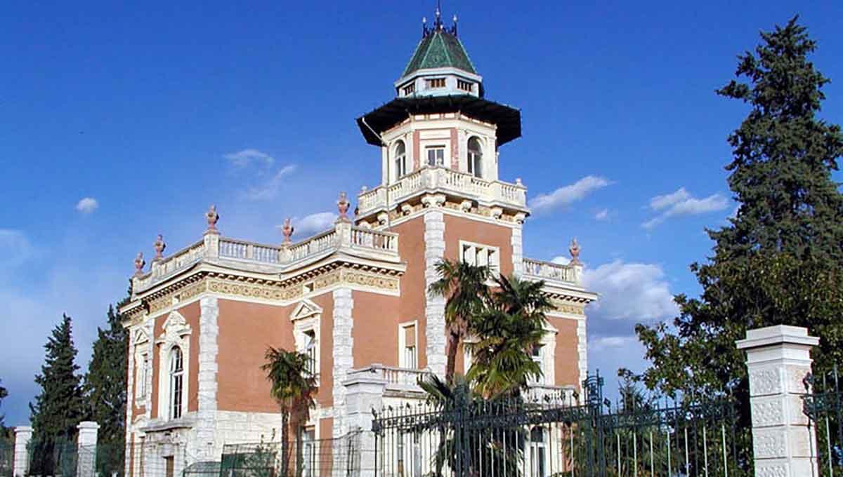 Austro-Hungarian Villa