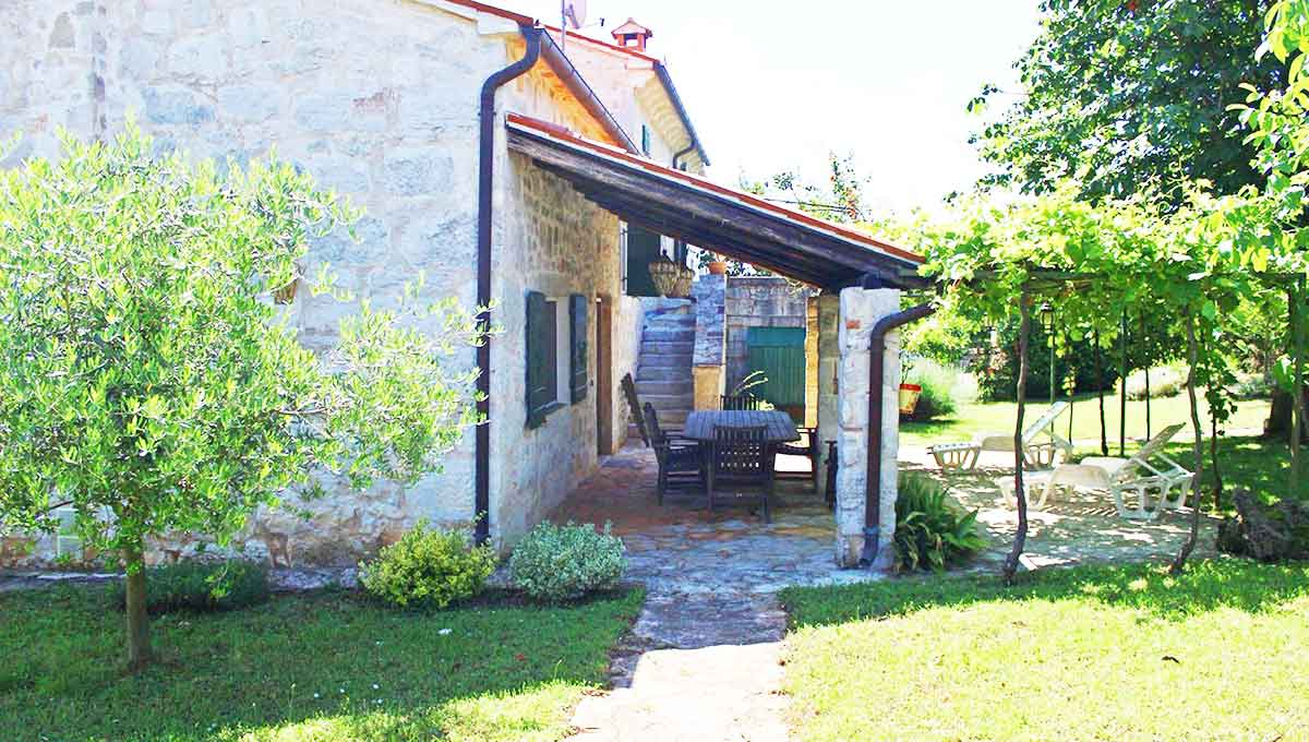 Stone Villa in Poreč