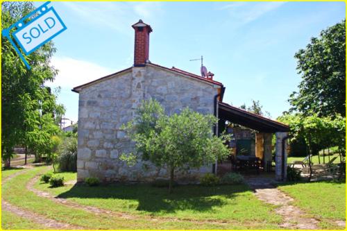 Verkauft steinhaus neben Poreč von Luxusimmobilien Istrien Farkaš