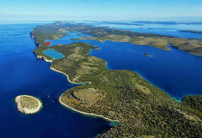 Luxury real estate Croatia, Farkaš, for sale, house on the sea, Dugi otok, 3
