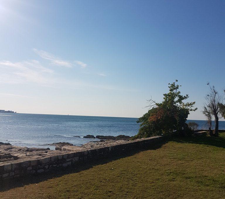 Luxury real estate Croatia, Farkaš, land for sale on the sea, for touristic village, Croatia, Istria, Umag, 3