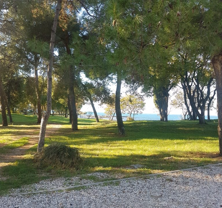 Luxury real estate Croatia, Farkaš, land for sale on the sea, for touristic village, Croatia, Istria, Umag, 4