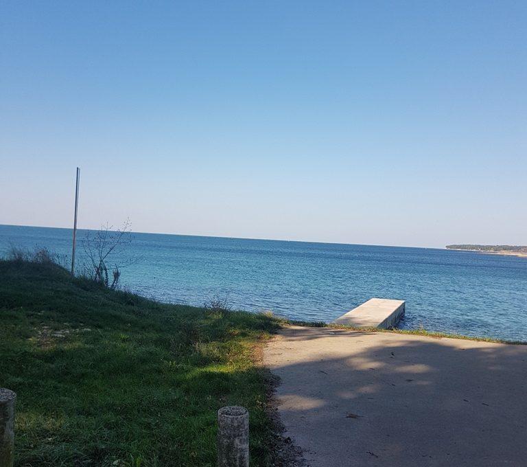 Luxury real estate Croatia, Farkaš, land for sale on the sea, for touristic village, Croatia, Istria, Umag, 5