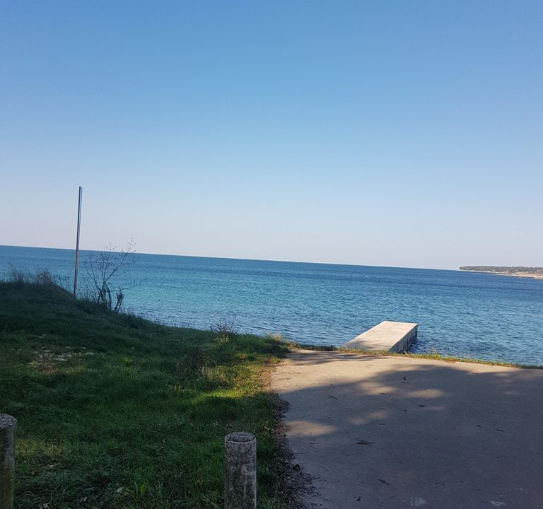 Luxury real estate Croatia, Farkaš, land for sale on the sea, for touristic village, Croatia, Istria, Umag, 5