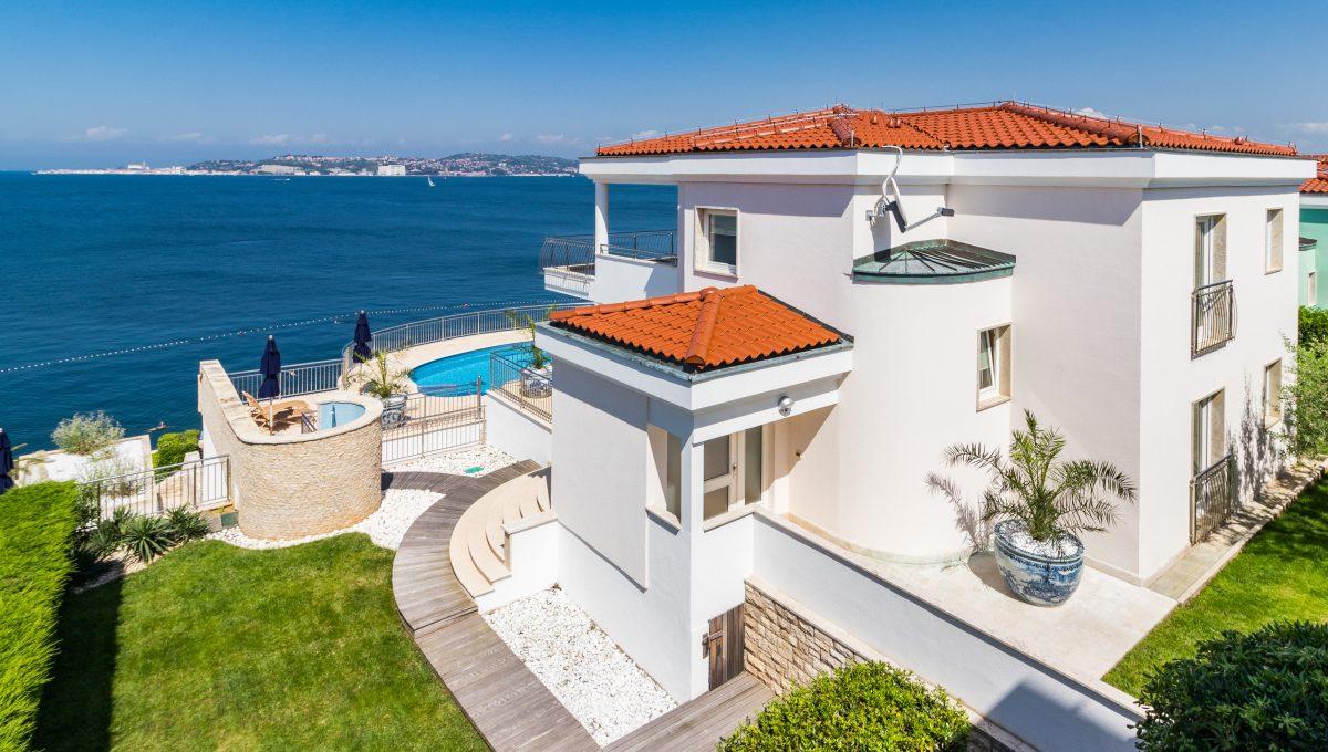 Luxury real estate Farkaš, for sale, vila in golf resort, Umag, 3