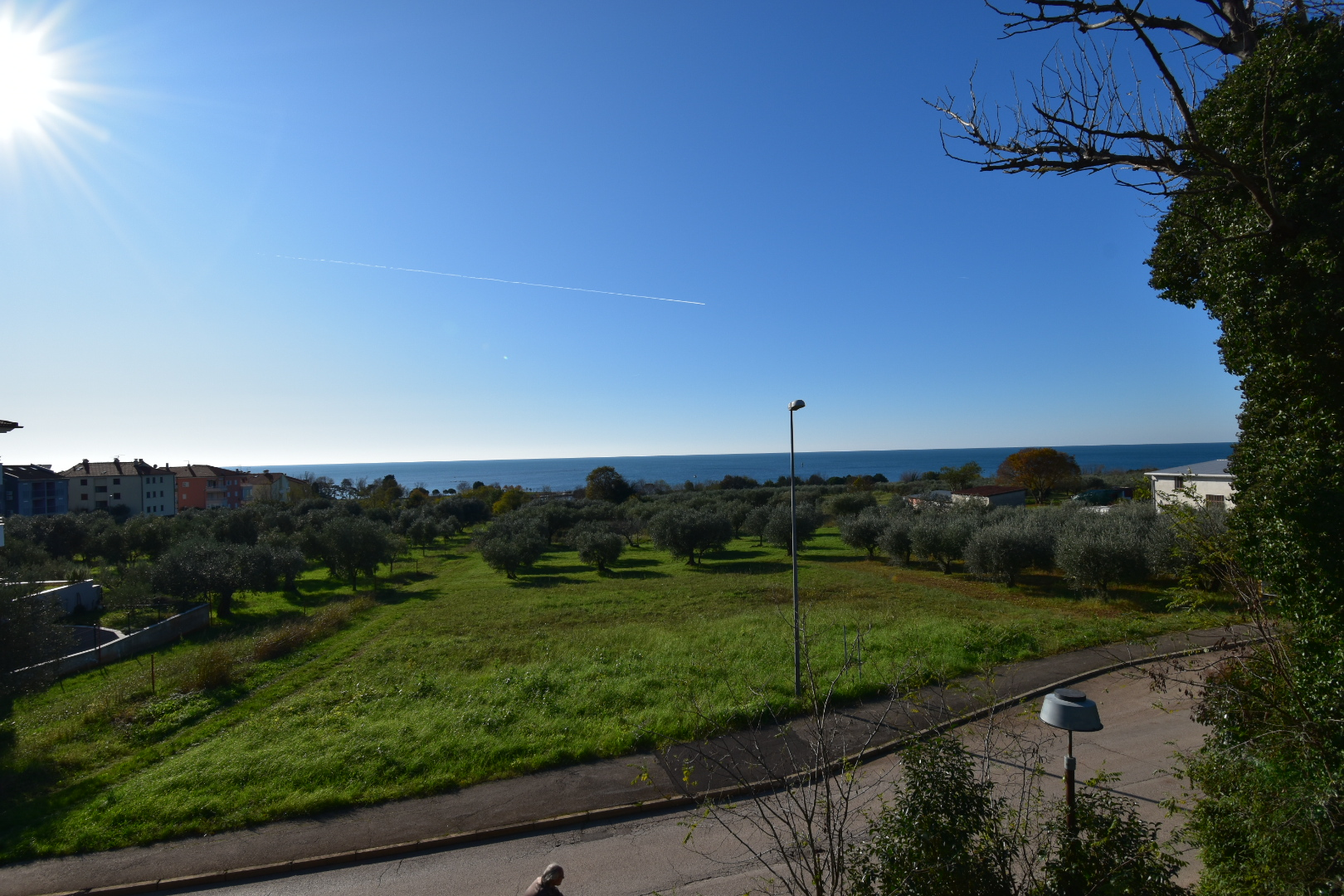 Luxury real estate Istria, Farkaš sells land 370 from the sea, Umag