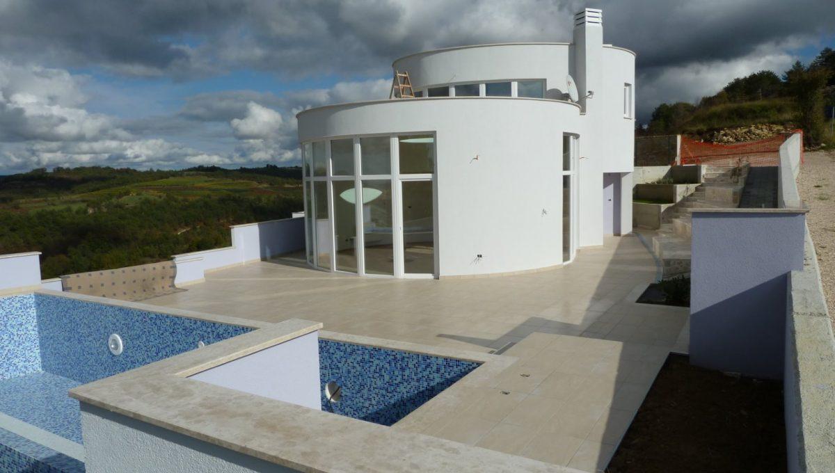 Luxus-Villen Istrien, Farkaš, verkauft ein wunderschön villa mit pool, Momjan, 2
