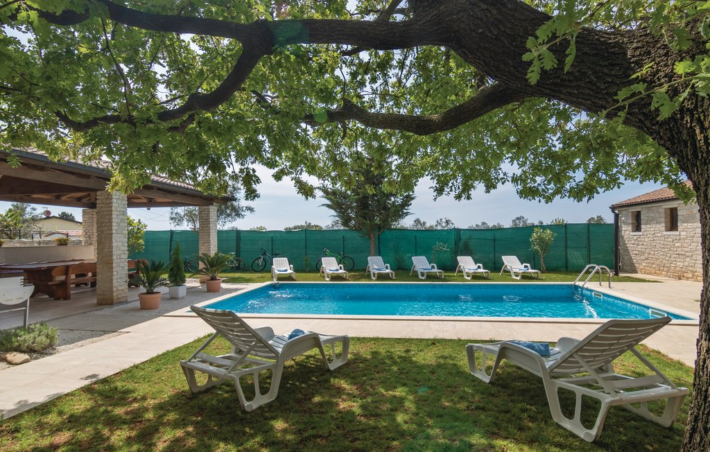Luxus immobilien agentur Farkaš, zu verkaufen, stein villa, 300 m von strandt, Pula, Istrien, Kroatien, 18