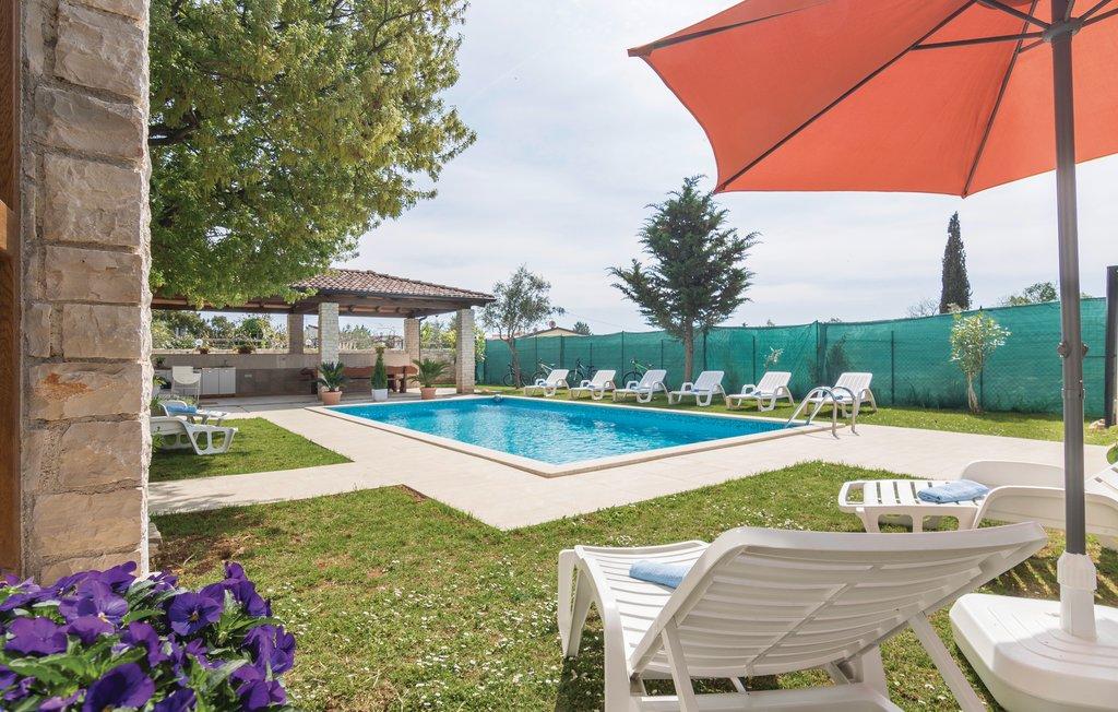 Luxus immobilien agentur Farkaš, zu verkaufen, stein villa, 300 m von strandt, Pula, Istrien, Kroatien, 19