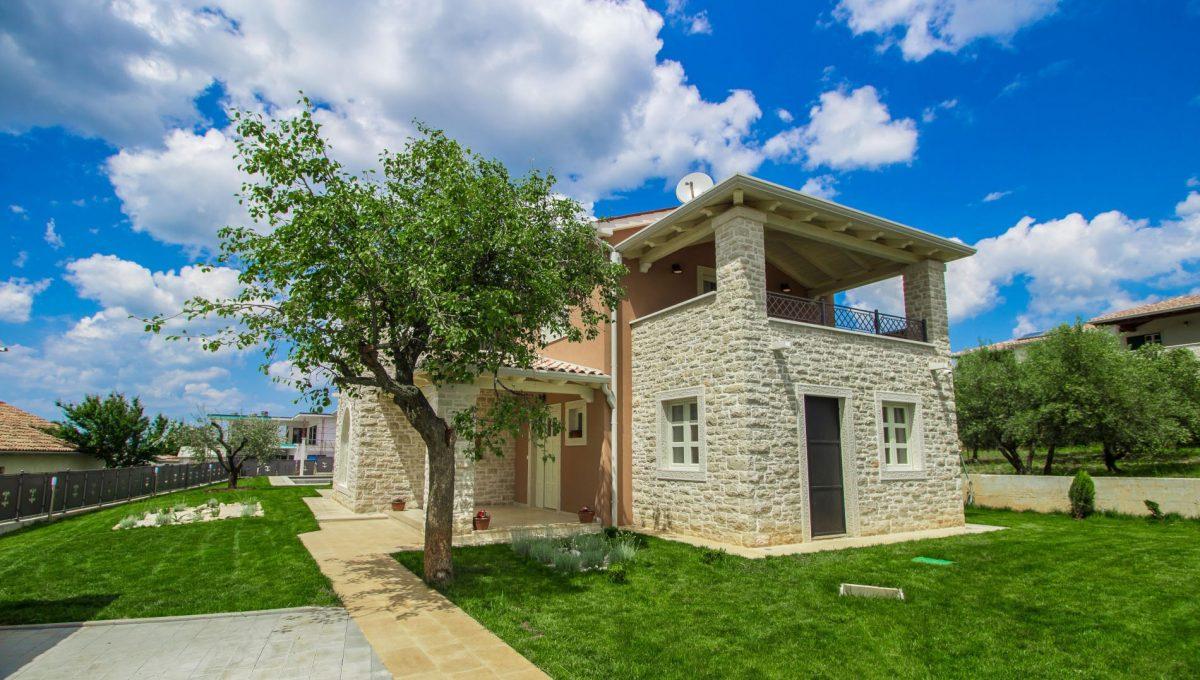 Luxusvillen Kroatien, Istrien, Farkaš, zu verkaufen, villa mit pool, Kaštelir, 2