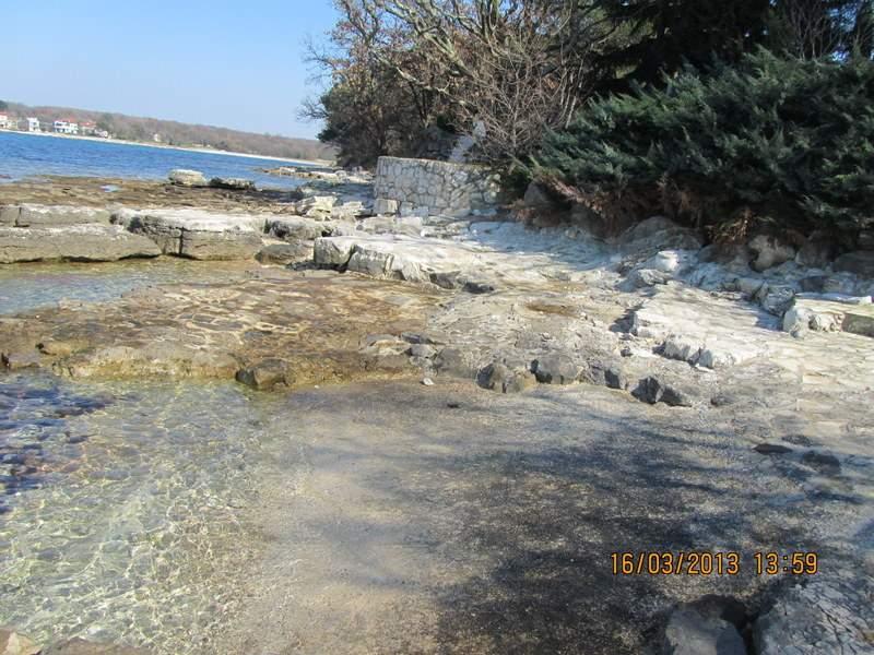 Villas on the sea Croatia, Farkaš, for sale villa with private beach, Umag, 1