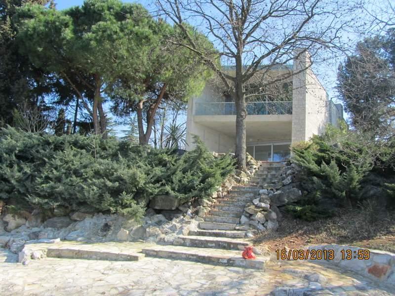 Villas on the sea Croatia, Farkaš, for sale villa with private beach, Umag, 5