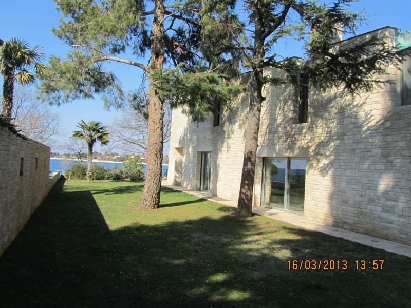 Villas on the sea Croatia, Farkaš, for sale villa with private beach, Umag, 7