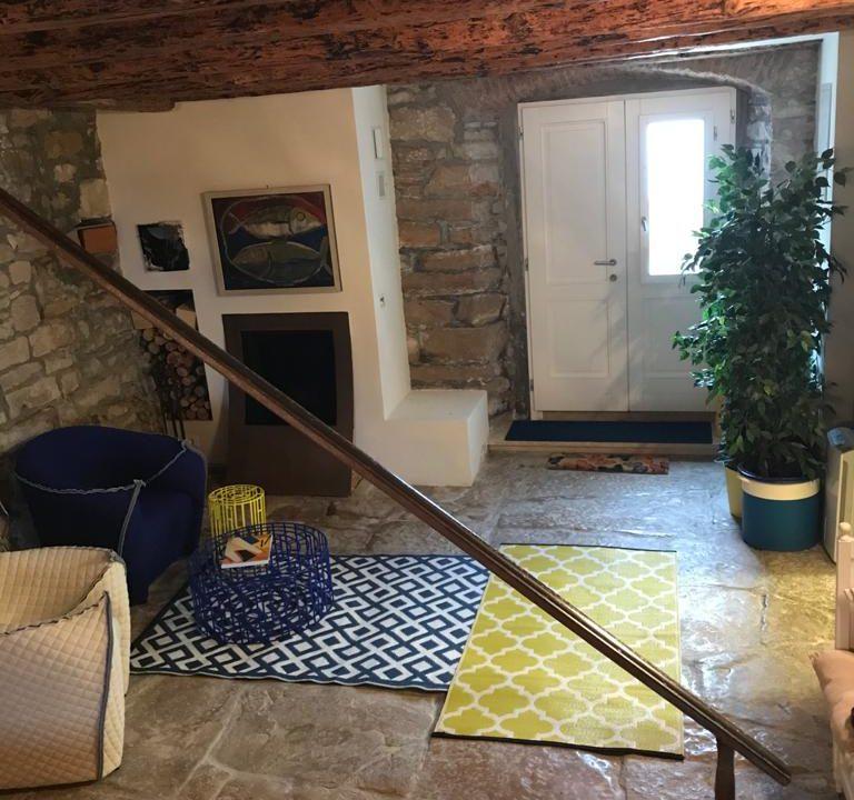 Istrische Häuser Farkaš, Steinhaus zum Verkauf erste Reihe vom Meer, Novigrad, 6