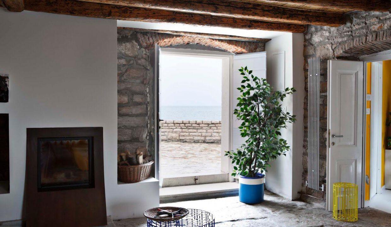 Istrische Häuser Farkaš, Steinhaus zum Verkauf erste Reihe vom Meer, Novigrad, 8