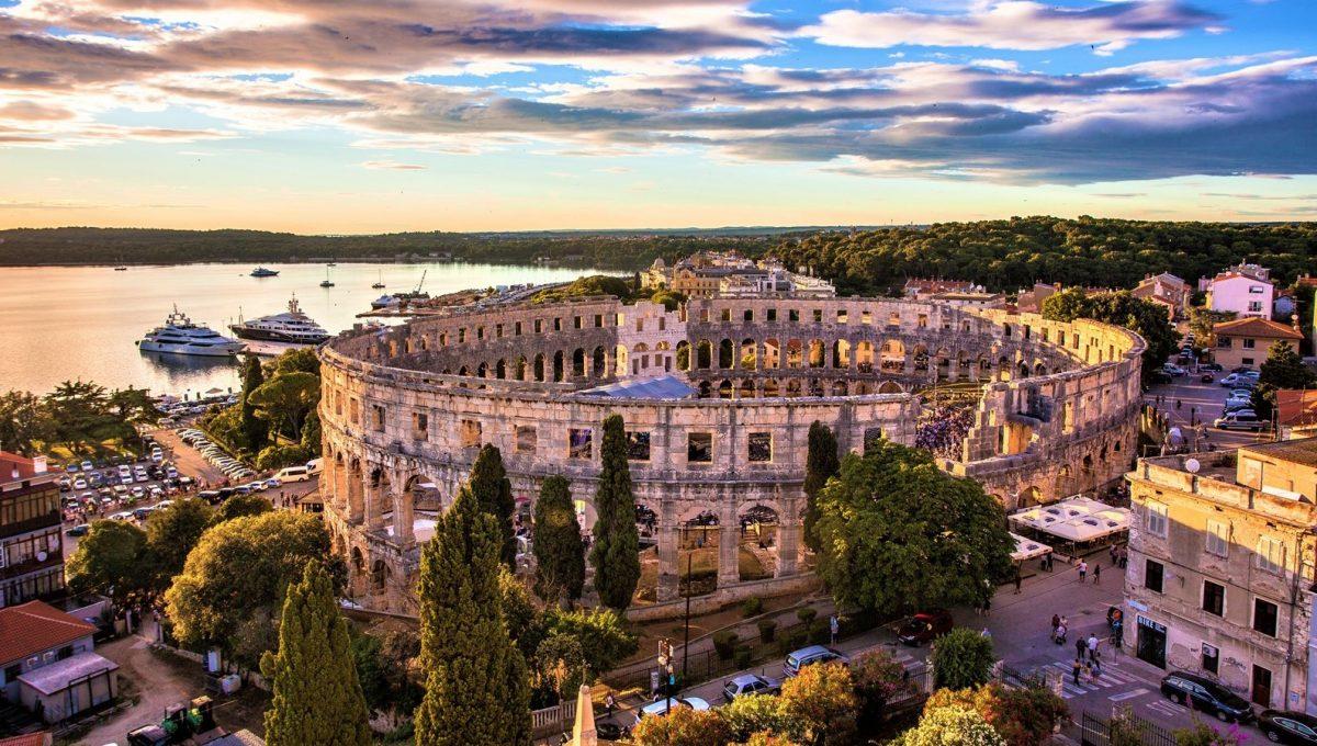 Luxus wohnungen am meer Istrien zu verkaufen, Farkaš, Pula wohnungen, 1
