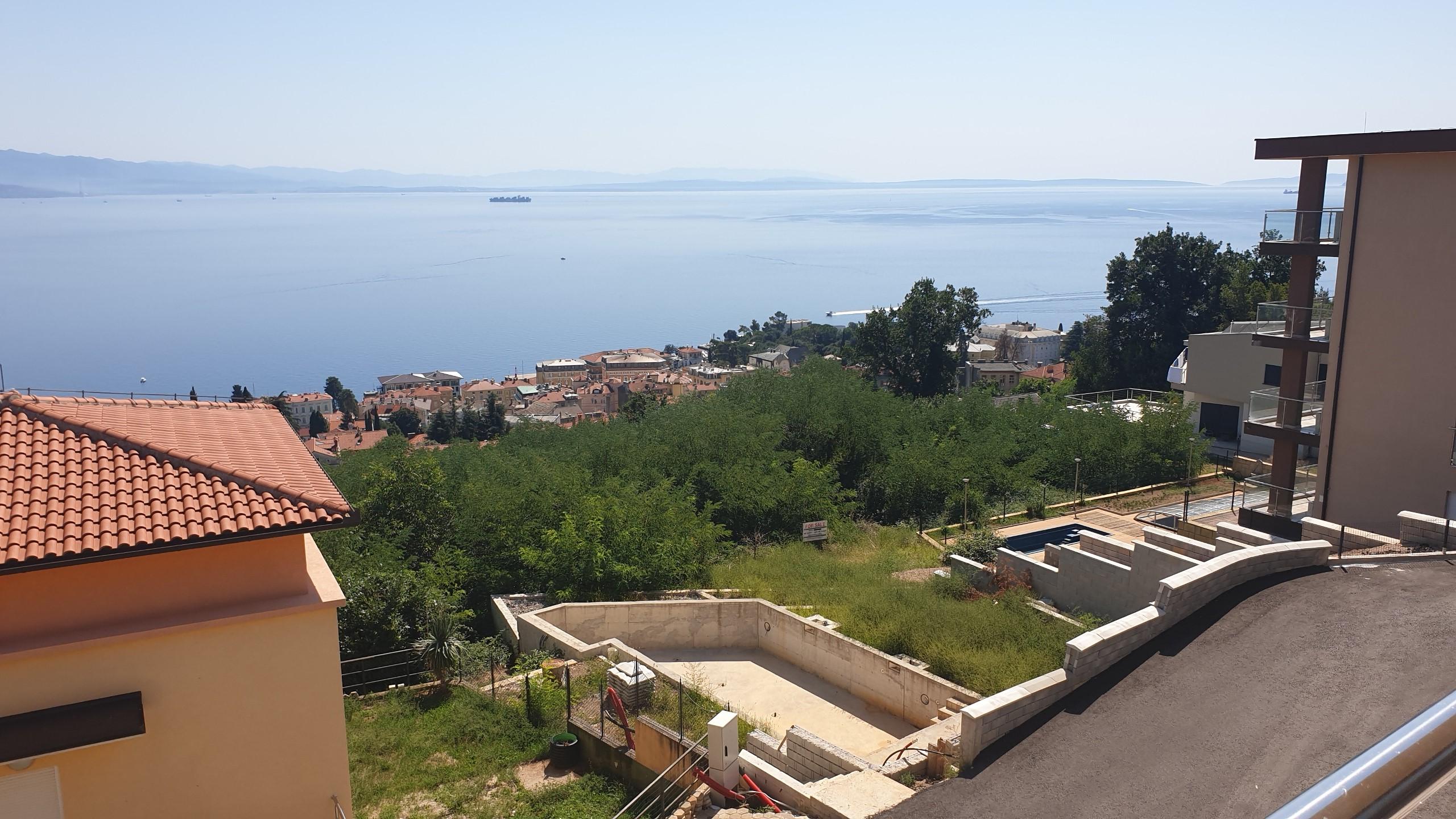 Luxus-immobilien Kroatien Farkaš verkauft neue luxus-wohnungen, Opatija