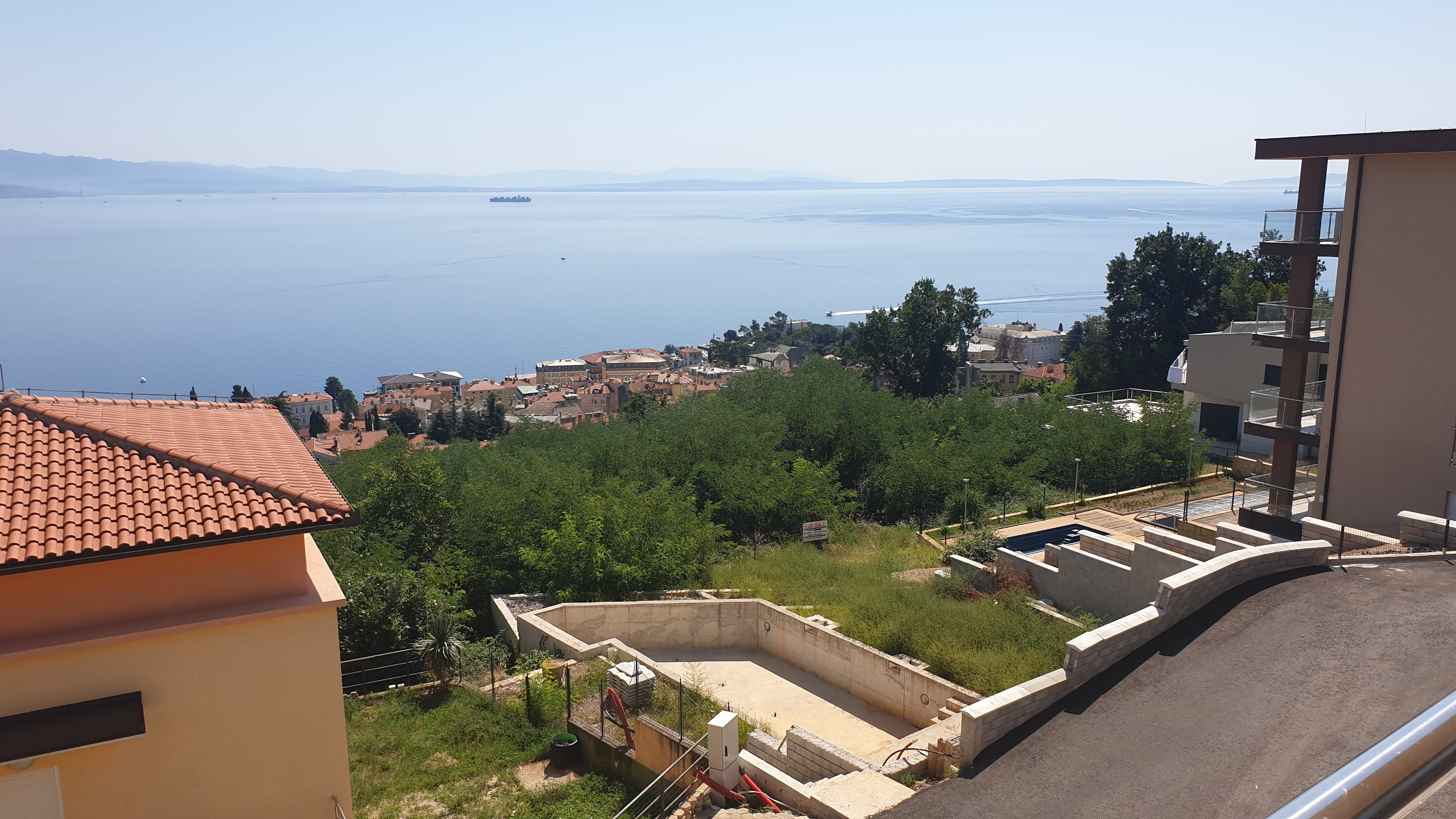 Luxury real estate Croatia Farkaš sells new luxury apartments in Opatija