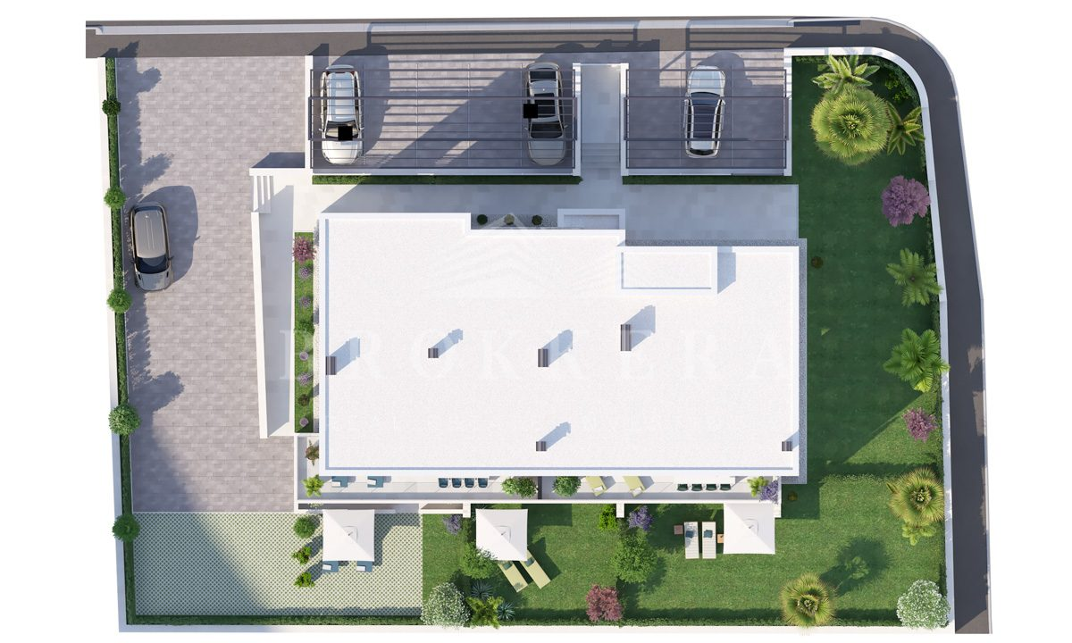 Wohnungen zu verkaufen istrien, neue wohnung in novigrad, 3