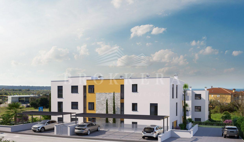 Wohnungen zu verkaufen istrien, neue wohnung in novigrad, 6