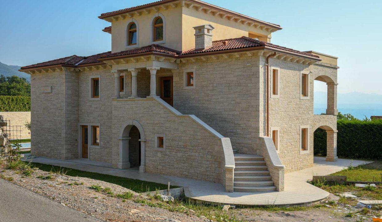 villen opatija farkaš, zu verkaufen steinvilla neben opatija, 15