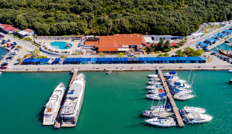 Apartments on the sea for sale Istria Farkaš, new apartments in Pula