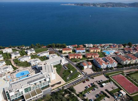 Farkas real estate, Crveni vrh, golf residence, app 1
