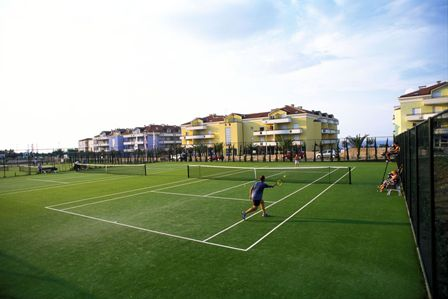 Farkas real estate, Crveni vrh, golf residence, app 8