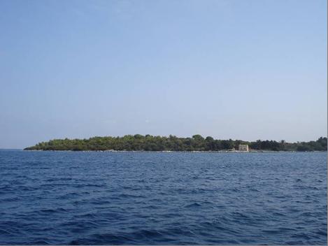 Luxury real estate Farkaš, for sale private island near island of Lošinj, 2
