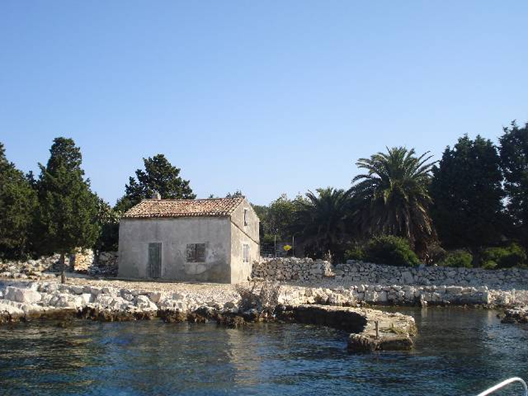Luxury real estate Farkaš, for sale private island near island of Lošinj, 3