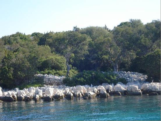 Luxury real estate Farkaš, for sale private island near island of Lošinj, 6