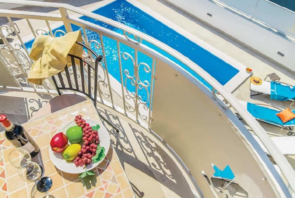 Luxus villen novigrad farkaš, zu verkaufen villa mit pool, novigrad stadt zentrum, 5