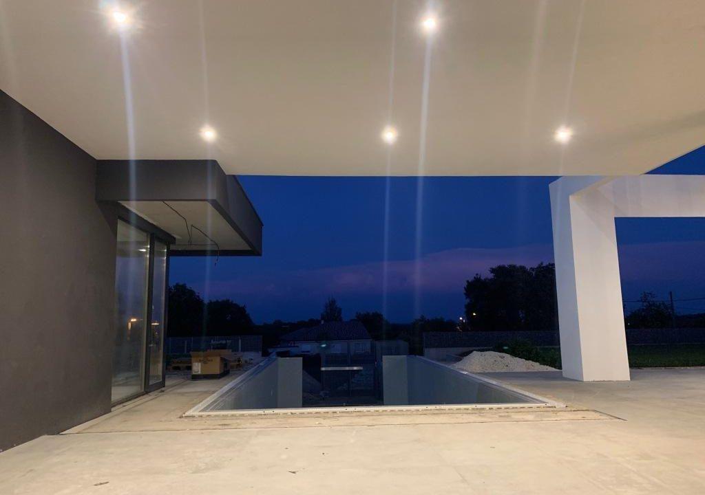 Luxusvillen in Pula zu verkaufen Farkaš verkauft neue luxus vila mit pool, Ližnjan, 4