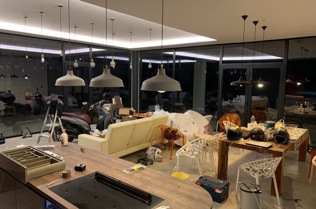 Luxusvillen in Pula zu verkaufen Farkaš verkauft neue luxus vila mit pool, Ližnjan, 5