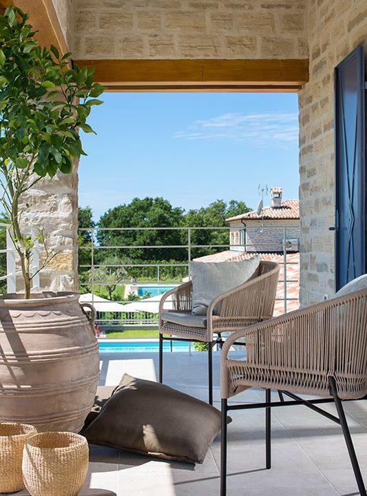 Luxusvillen istrien farkaš, Steinvilla mit pool zu verkaufen, poreč, Umgebung, 15