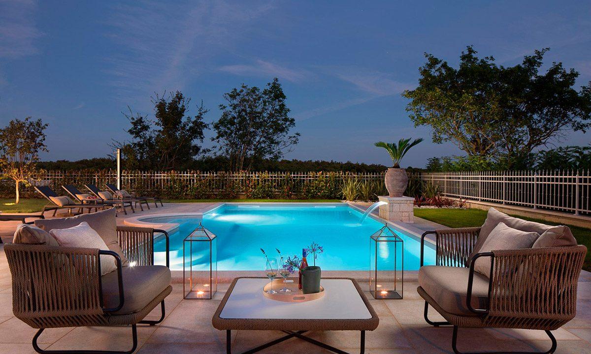 Luxusvillen istrien farkaš, Steinvilla mit pool zu verkaufen, poreč, Umgebung, 22
