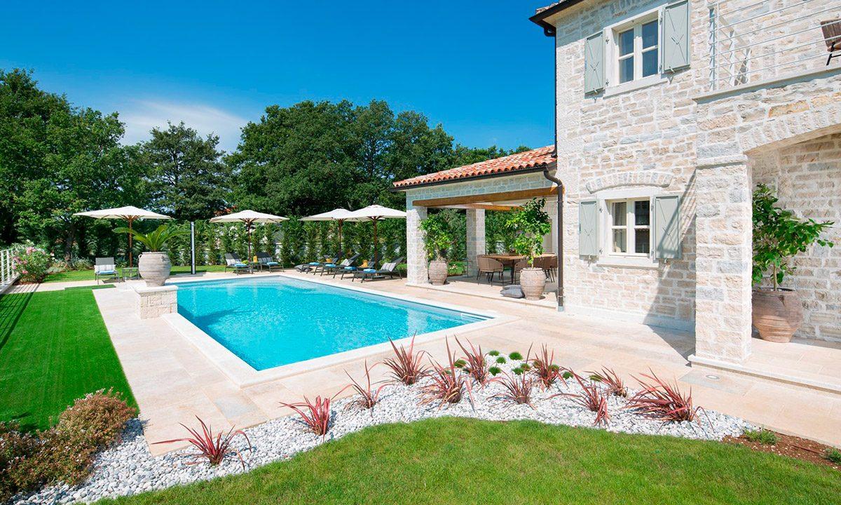 Steinvillen istrien farkaš, Steinvilla mit pool zu verkaufen, poreč, Umgebung, 10