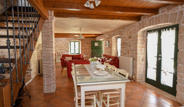 Stone houses Istria Farkaš, for sale, renovated stone house, Poreč, surroundings, 16