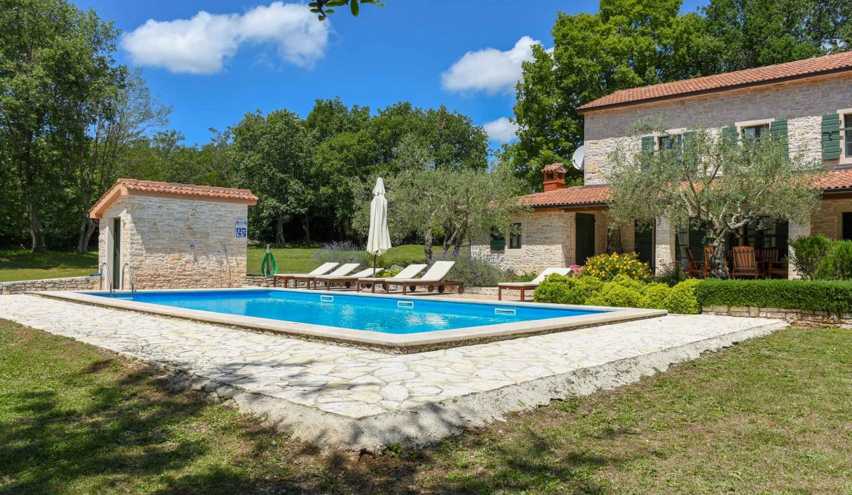 Stone houses Istria Farkaš, for sale, renovated stone house, Poreč, surroundings, 22