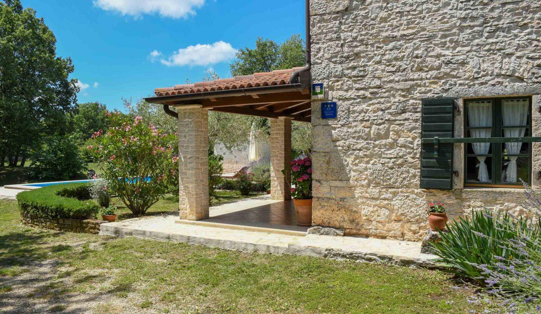 Stone houses Istria Farkaš, for sale, renovated stone house, Poreč, surroundings, 29