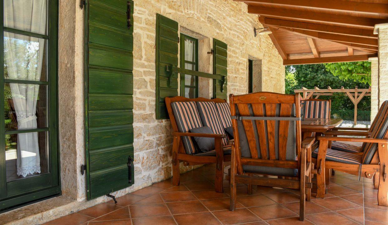 Stone houses Istria Farkaš, for sale, renovated stone house, Poreč, surroundings, 32