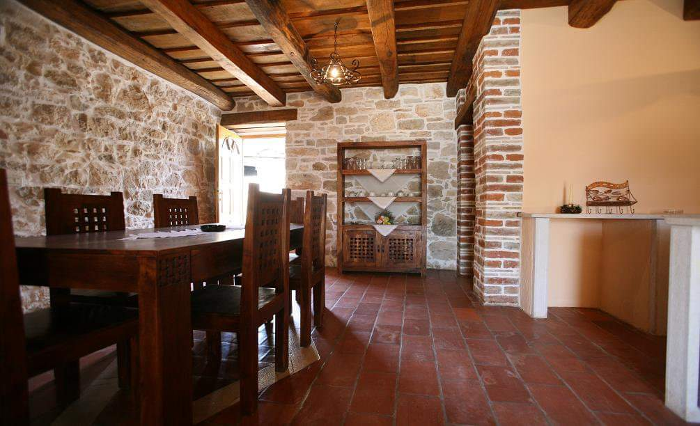 Stone villas Istria Farkaš, for sale, luxury stone villa with pool, Poreč, surroundings, 12