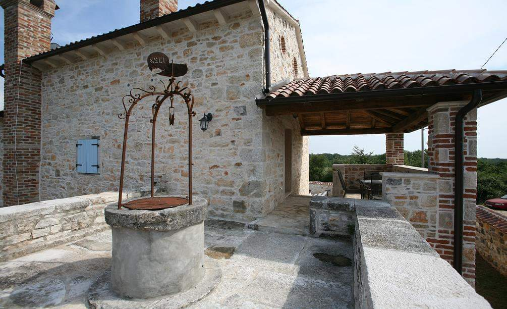 Stone villas Istria Farkaš, for sale, luxury stone villa with pool, Poreč, surroundings, 26