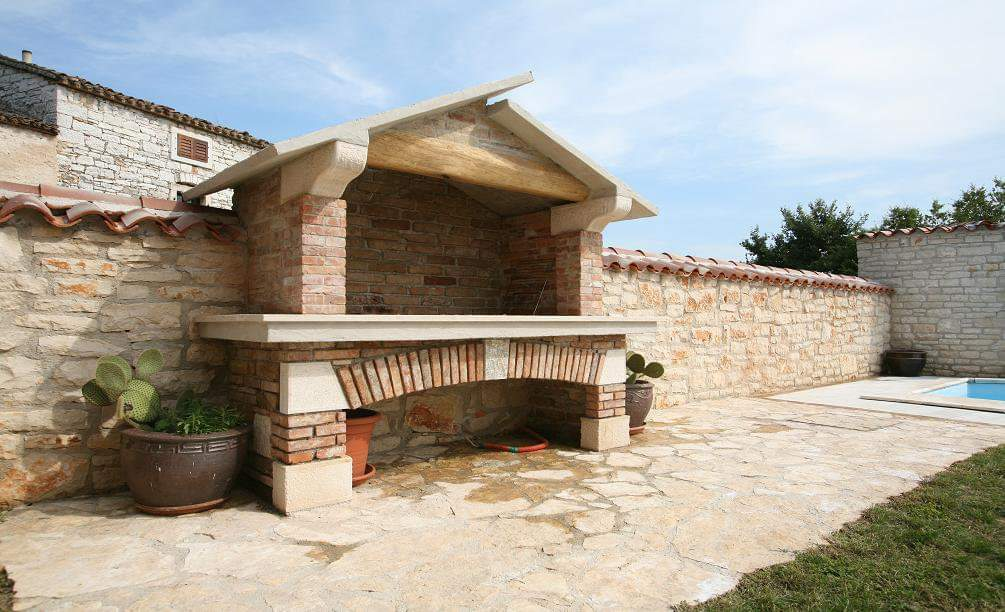 Stone villas Istria Farkaš, for sale, luxury stone villa with pool, Poreč, surroundings, 27