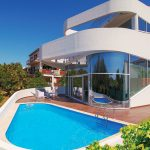 Villas by the sea Istria for sale Farkaš, modern luxury villa by the sea, Pula, 3