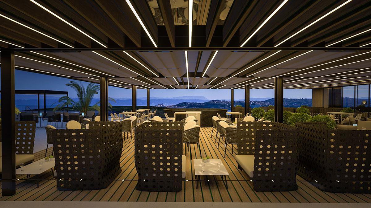 Europe luxury resorts Farkaš, Luxury resort in Croatia, Istria. Umag, sale of villas and apartments