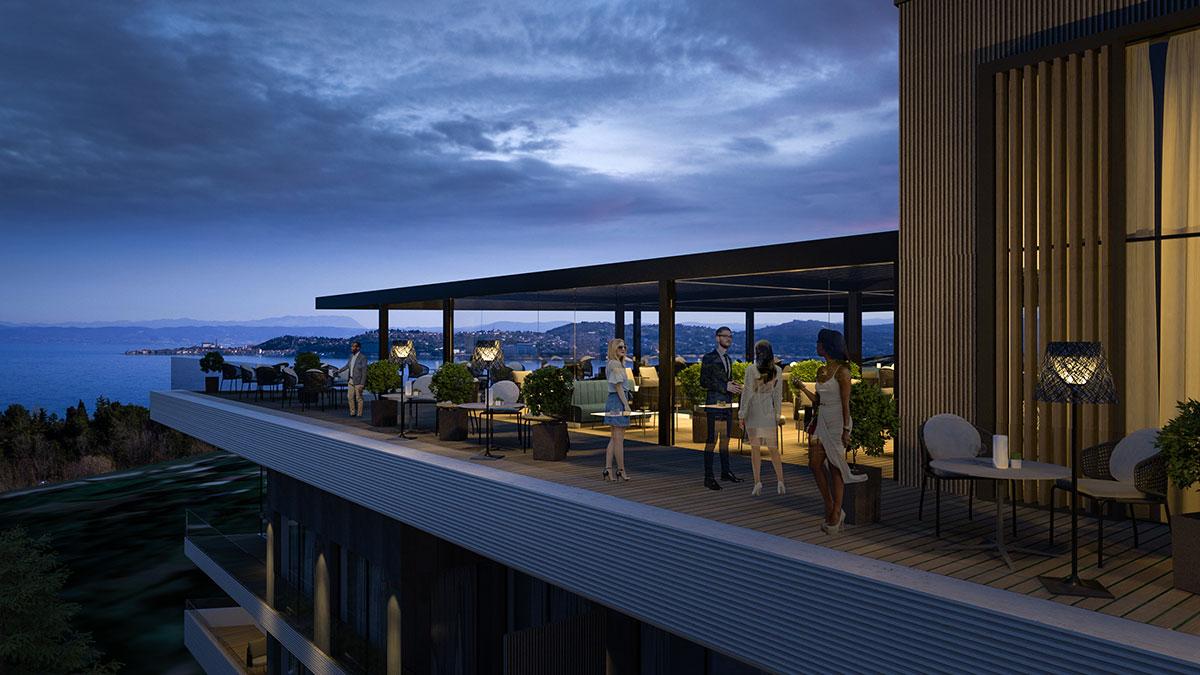 Europe luxury villas Farkaš, Luxury resort in Croatia, Istria. Umag, sale of villas and apartments
