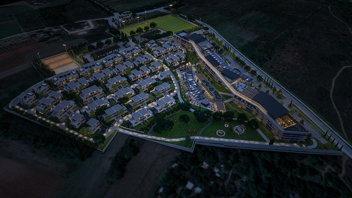Luxury real estate Croatia Farkaš, New luxury resort, Umag, Istria, Croatia
