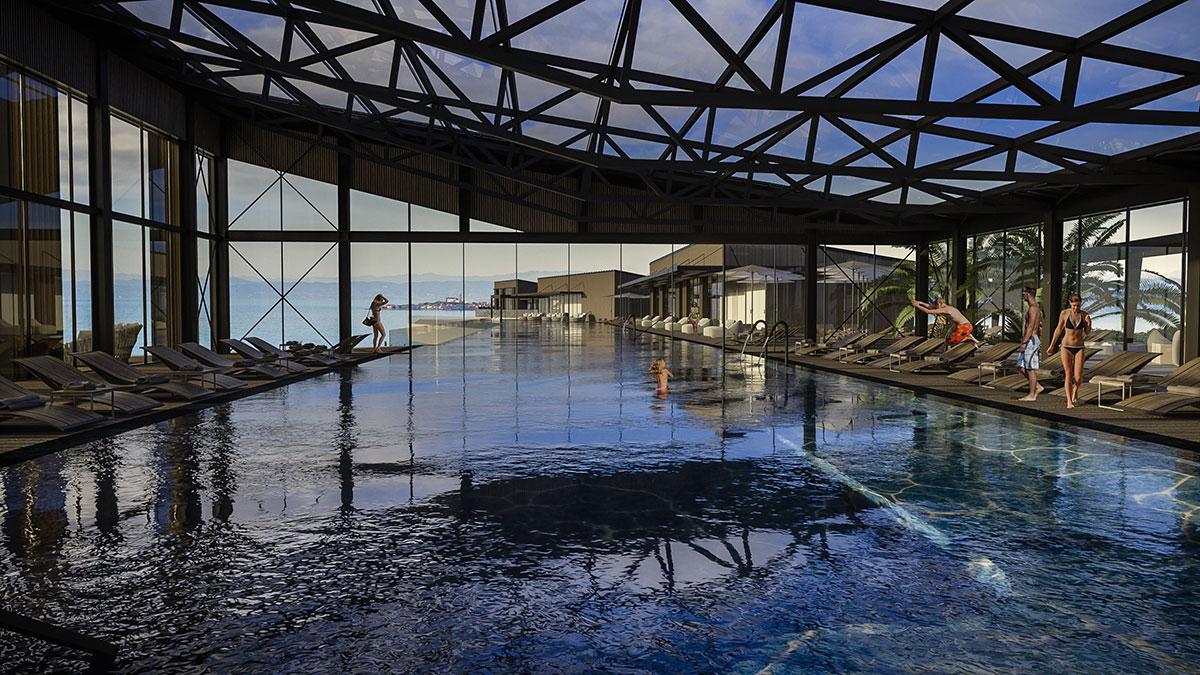 Luxury real estate Istria Farkaš, New luxury apartments on sale, Umag, Istria, Croatia